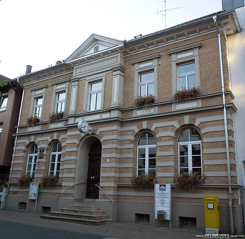 Altes Bürgermeisteramt in Schlebusch