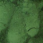 Chromoxid Grün (auch: CI 77288, Pigment Green 17)