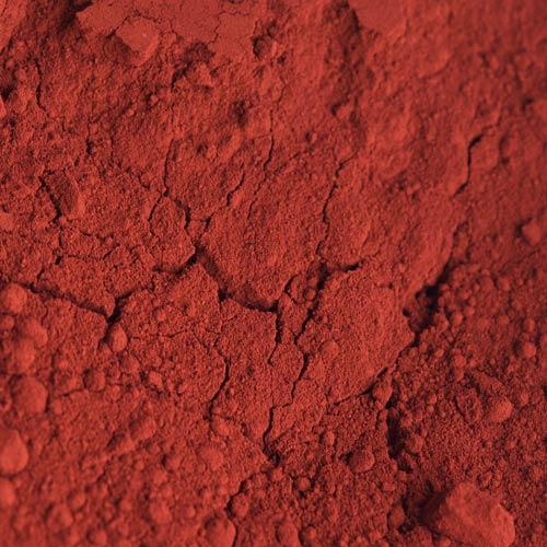 Eisenoxid Rot (CI 77491)