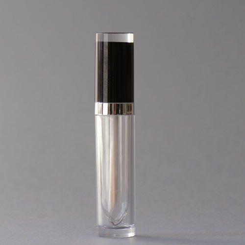 Lipgloss-Garnitur, schwarz-silber