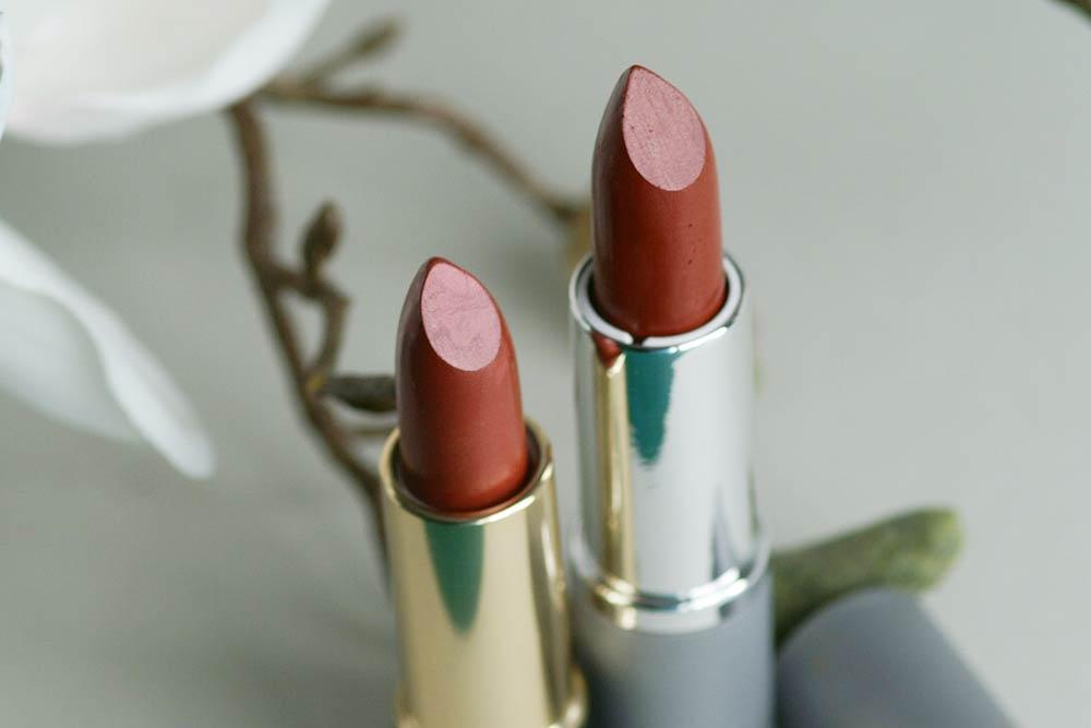 Lippenstift, selbst hergestellt