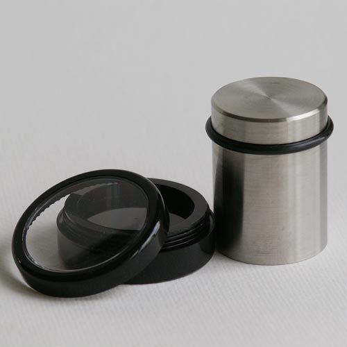 Make-Up-Kompaktdose, 37 mm, mit Puderpress-Werkzeug