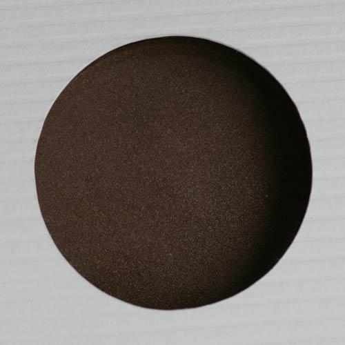 Produktkarton für die Compaktdose 36 mm von Olionatura®: Der Ausschnitt im Deckel lässt den Blick auf das Produkt frei.