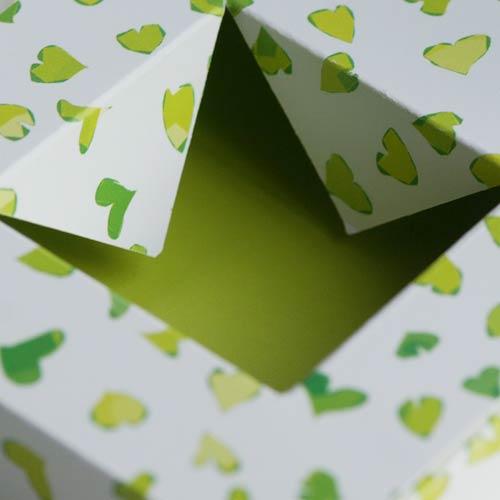Schachtel für Lippenbalsame von Olionatura® (Plottervorlage, Detail)