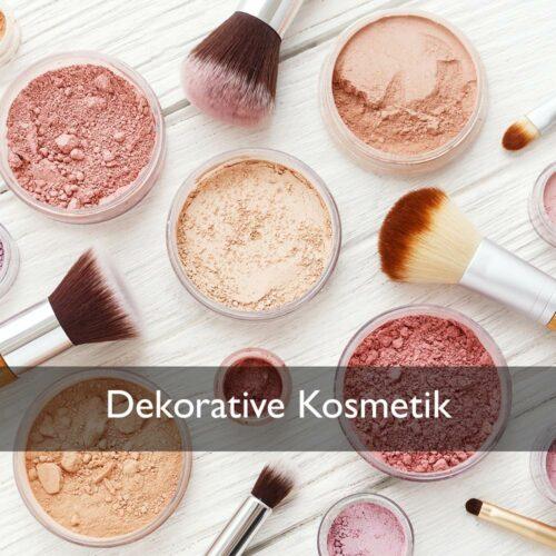 Seminar »Dekorative Kosmetik«