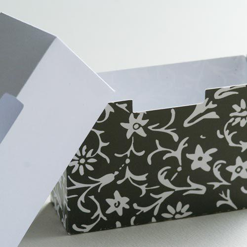Seifenkarton (Plottervorlage von Olionatura®), Detail