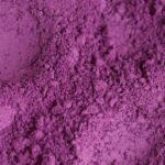 Manganviolett, roter Unterton