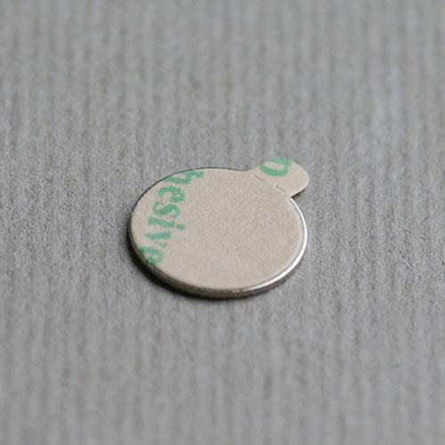 Scheibenmagnete, 10 mm