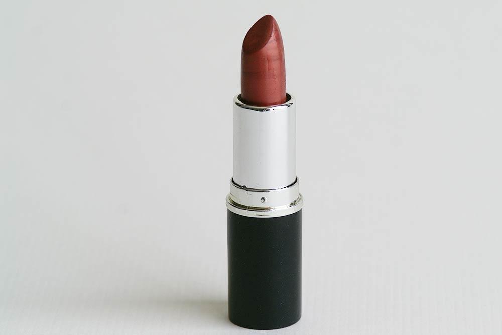 Lippenstift mit Colorona® Sienna Fine