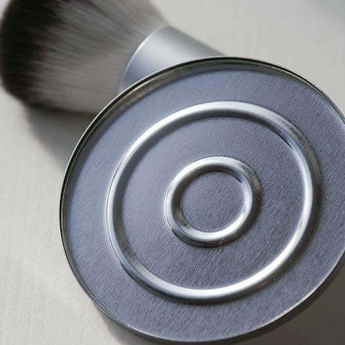Puderpressscheibe aus Acryl, für Puderdose 56 mm