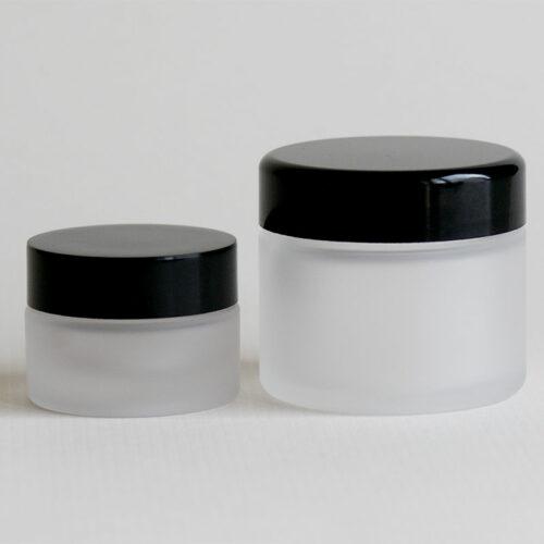 Tiegel NOIRÉ, 15 und 50 ml