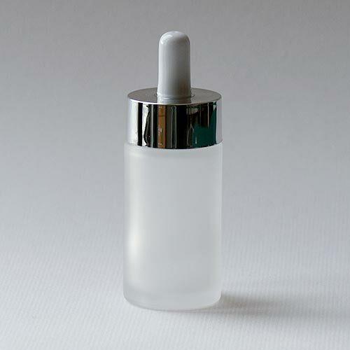 Glasflasche aus der Serie ARGENTÉ, 30 ml