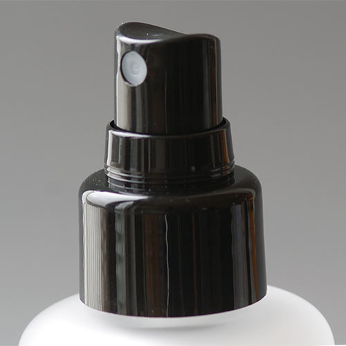 Zerstäuber schwarz (glänzend), 24/410