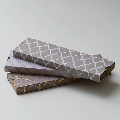 Schuber: Varianten verschiedener Dekore