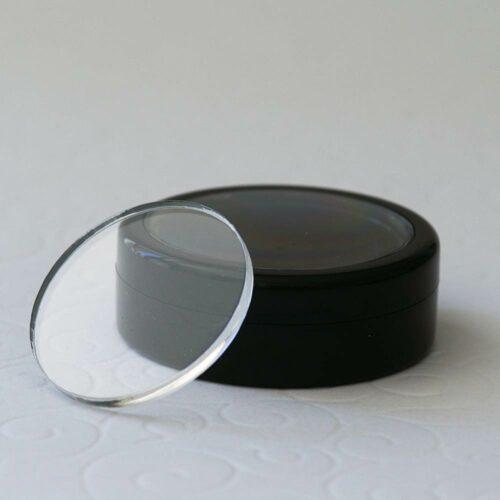 Puder-Press-Scheibe aus Acryl, 36 mm