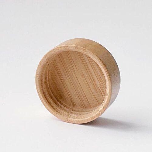 Bambustiegel »Bamboo«, 5 ml, Deckel mit Gewinde