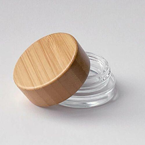 Bambustiegel »Bamboo«, 5 ml, mit Deckel