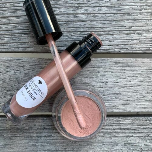 Liquid Glow und Cream Glow - Highlighter- und Blush-Formulierung